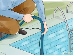 swimming pool drainage