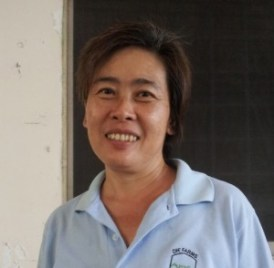Ms Neo Ai Ling (Project Manager at Oh' Farms)