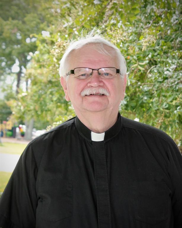 Fr. Eric Vogt O.S.B.