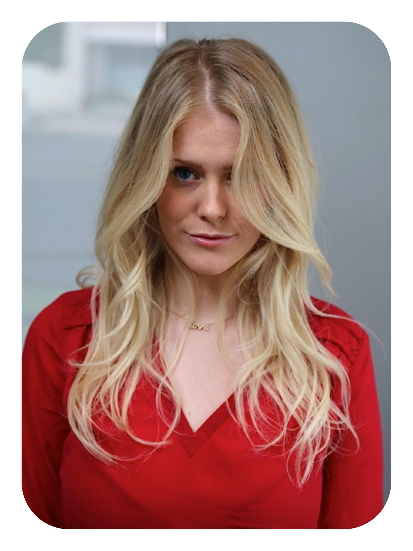 Natural Blonde Hair Color Rehab