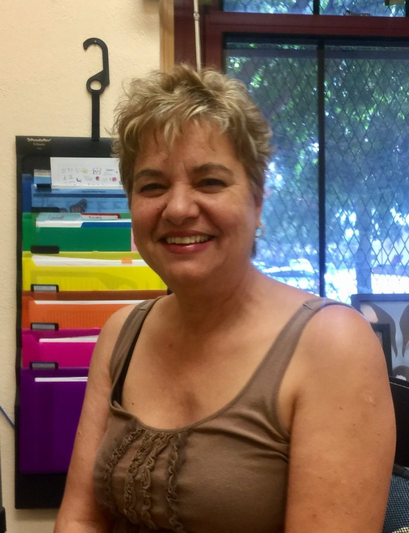 Ms. Cabrera-Rodgers, Psychiatric Social Worker at South Gate High School