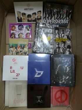 Albums that arrived! #02
