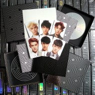 EXO OVERDOSE Album (Korean & Chinese version) with Suho, Baekhyun, Chanyeol, Kris, Lay & Chen Photocards