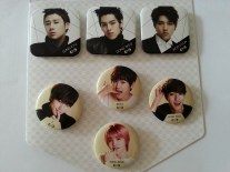 INFINITE OGSR Button Set A