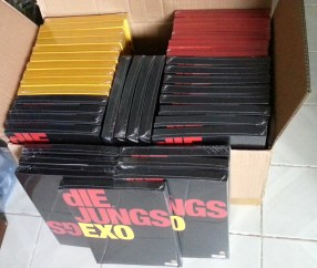 More EXO Die Jungs Photobooks that arrived this week!