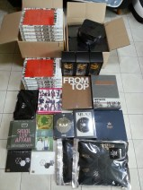 Photobooks, albums and items that arrived this week!