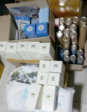 Remaining INFINITE That Summer 2 Concert Goods that arrived this week!