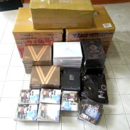 Some of the items & albums that arrived this week!