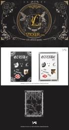 CL GZB Sticker Set