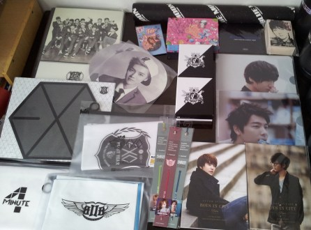 Merchandises that arrived today! #04