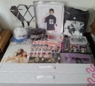 Merchandises and Magazines that arrived today!