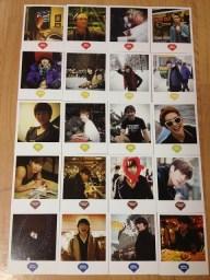 SHINee - Polaroid set (SHINee Surprise Vacation)