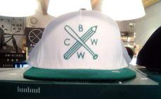 EXO - BWCW SNAPBACK (WHITE&GREEN)