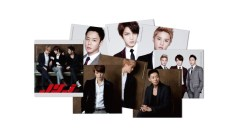 JYJ OFFICIAL GOODS - MOUSE PAD SET