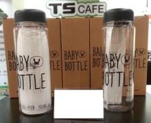 TS Ent Pop Up Store - Baby Bottle