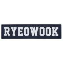 SJ SS6 in Japan Goods - Iron-On Badge (Ryeowook)