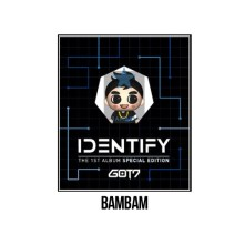 GOT7 Vol.1 – Identify (USB Special Edition)(BamBam)