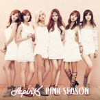 A Pink - Pink Season (Japan Version)(Limited Edition Type A)