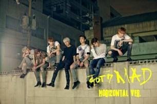 GOT7 Mini Album - Mad (Horizontal Ver.)