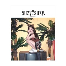 Miss A Suzy Photobook - SUZYSUZY (cover B)