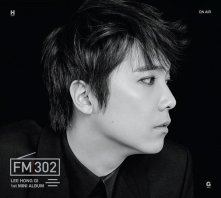 Lee Hong Ki Mini Album Vol. 1 - FM302 (Black Version)