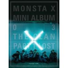 MONSTA X Mini Album Vol.3 – THE CLAN 2.5 PART.1 LOST (FOUND VER.)