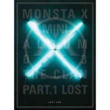 MONSTA X Mini Album Vol.3 – THE CLAN 2.5 PART.1 LOST (LOST VER.)