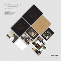 CNBLUE 2017 Official Season's Greetings