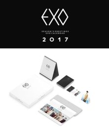 EXO 2017 Official Seasons Greetings