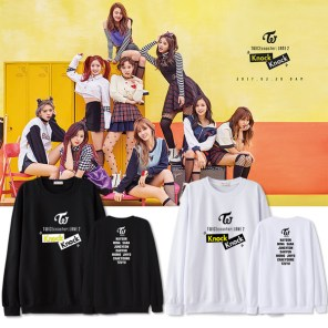TWICE Knock Knock Pullover
