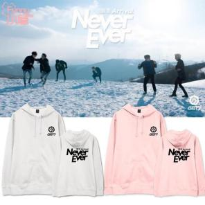 GOT7 Never Ever Hoodie