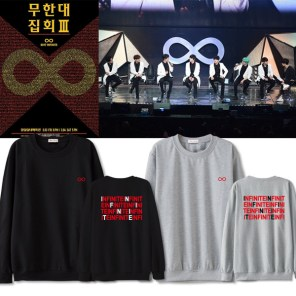 INFINITE Rally 3 Pullover