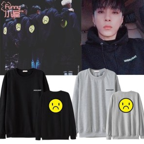 HIGHLIGHT Can You Feel It Pullover (Ver.2)