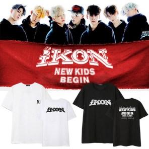 iKON NEW KIDS BEGIN T-Shirt