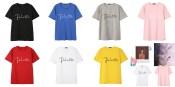 IU Palette T-Shirt (Colors)