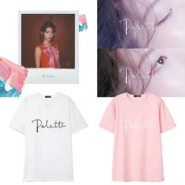 IU Palette T-Shirt