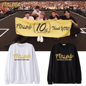 FTISLAND OVER 10 YEARS Pullover