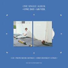 ONE SINGLE ALBUM - ONE DAY (AM VER)