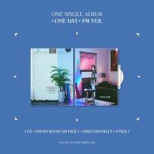 ONE SINGLE ALBUM - ONE DAY (PM VER)