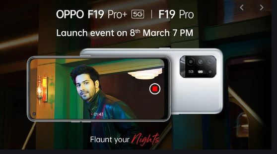 Oppo F19 Full Specifications And Price In Nigeria, India
