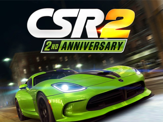 CSR Racing 2 Mod Apk v3.0.3 + Obb Data With Unlimited Money