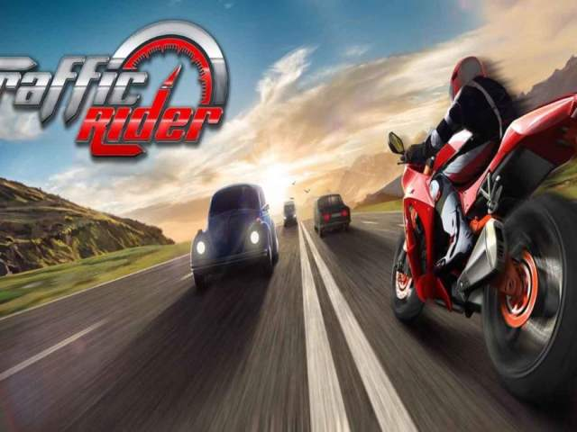 Download Traffic Rider v1.7 Mod Apk For Android