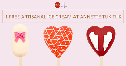 LOBANG: Claim a FREE Ice Cream from Annette Tuk Tuk (worth $6)!