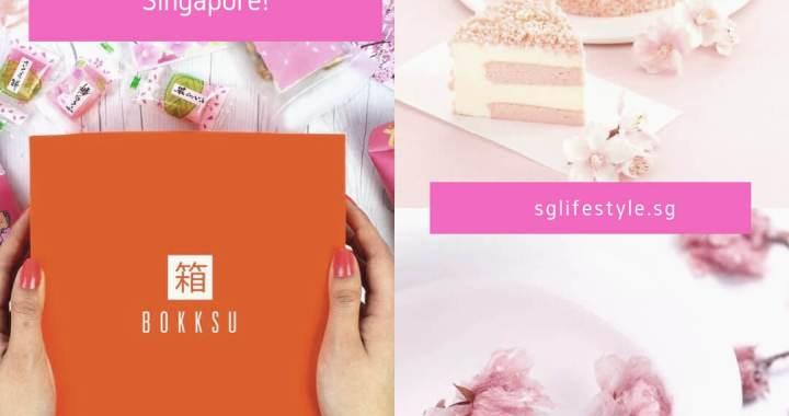 5 Ways to Celebrate Sakura Season even if you are stuck in Singapore!
