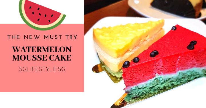 STARBUCKS SINGAPORE LAUNCHES WATERMELON MOUSSE CAKE, ROCKMELON CAKE & MORE!