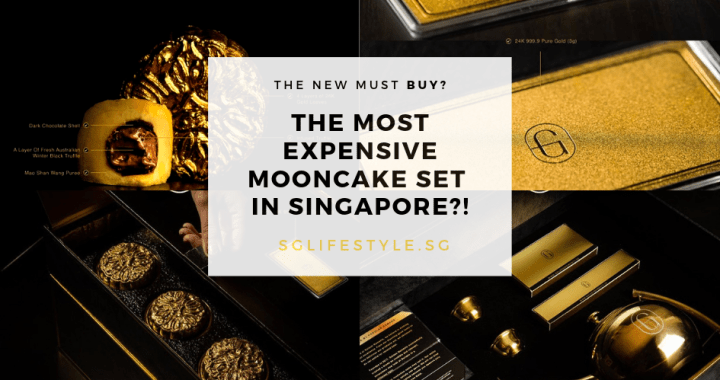 THE NEW MUST BUY: A $568 PREMIUM MAO SHAN WANG TRUFFLE SNOWSKIN MOONCAKE SET!