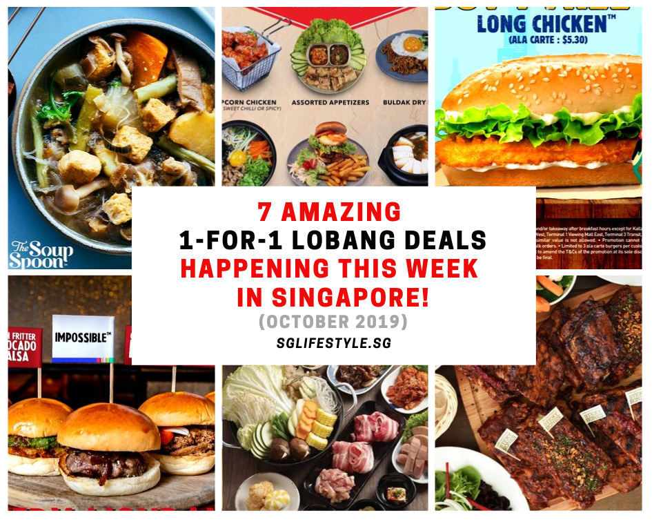 1for1 singapore october 2019