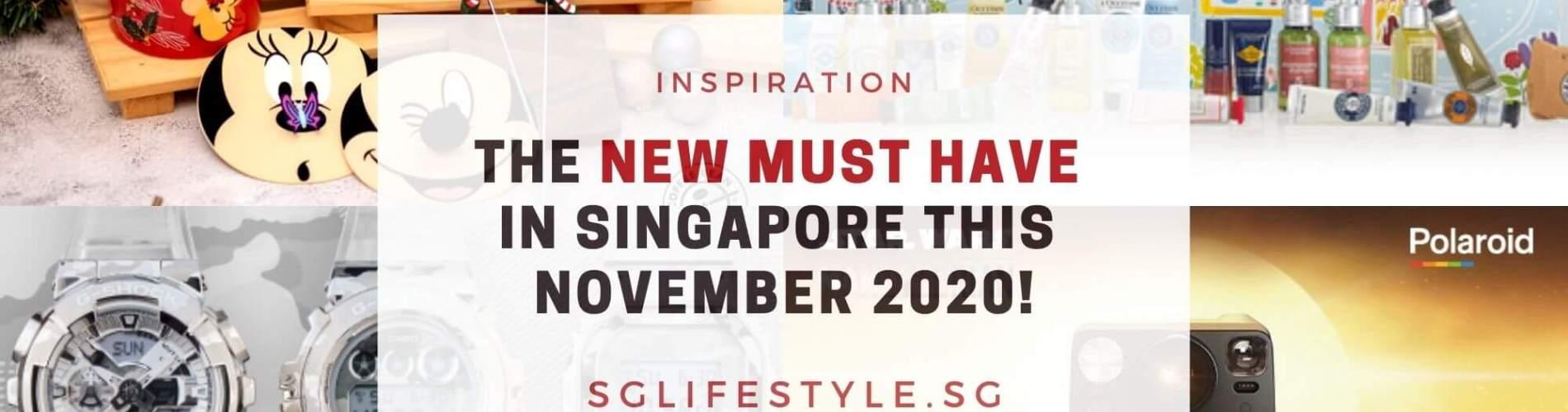 new must buy singapore november 2020