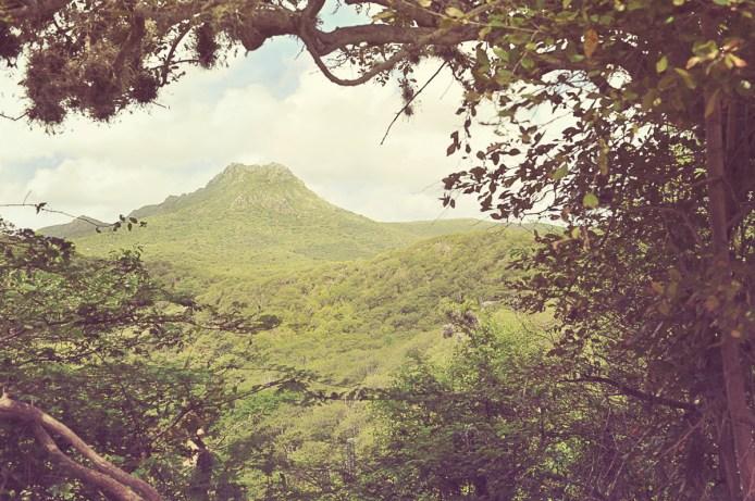 Christoffel Mountain