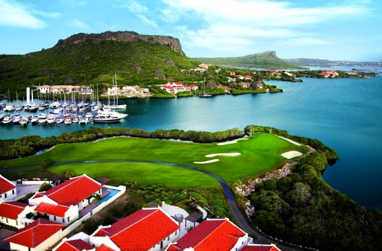 Robert Trent Jones II Golf Course on the Spanish Open Water